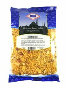 KCB EXOTIC MIX | INDIAN TRADIATIONAL SNACKS| HOT AND EXOTIC MIX |450G