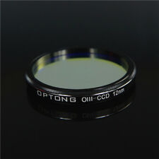 OIII-CCD 12nm (Bandpass Photo Filter) 1.25""