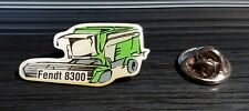 Fendt Pin 8300 Combine Harvester - Dimensions 31x16mm Original