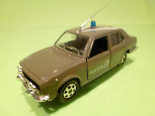 MEBETOYS  1:43  ALFA ROMEO ALFETTA POLIZIA    A83  - GOOD CONDITION