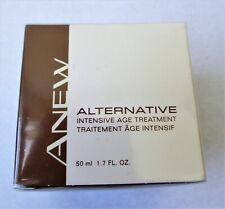 Avon ANEW Alternative Intensive Age Treatment 1.7oz Age Repair lotion Cream
