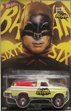 Hot Wheels SU MISURA TEXAS Guida 'EM batman-adam WEST omaggio Real RIDER 1/25