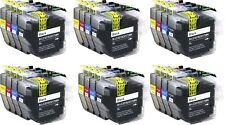 24 Compatible LC3219 (LC3217) XL inks for Brother J5330DW J5730DW J6930DW