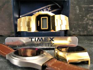 Vintage Retro 1970s LED LCD TIMEX INGERSOLL LAMBADA Digital Watches