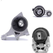 3 PCS ENGINE MOUNTS &TRANS MOUNTS FOR 2009-2010-2011-2012 LINCOLN MKS 3.7L V6