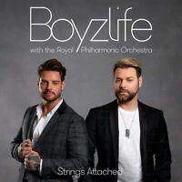 Boyzlife - Strings Attached [CD] Sent Sameday*