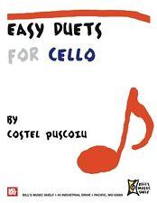 EASY DUETS per violoncello