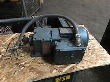 SEW-Eurodrive motor, type-DFT71D4, 3ph, 230/460v, .5hp, gearbox R17DT71D4,