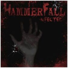 HAMMERFALL-INFECTED-CD-power-metal-helloween-manowar-gamma ray-stratovarius