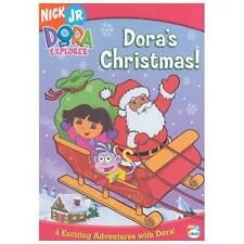 Dora the Explorer: Christmas! DVD