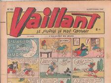 VAILLANT n°123 - 18 septembre 1947 - TBE