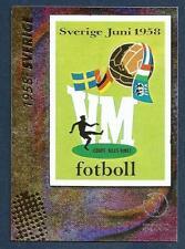 PANINI WORLD CUP 2002- #009-1958:SVERIGE-SWEDEN