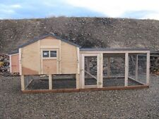 Chicken coop plan & material list, The Really Big 6 by 6 Kennel Coop