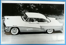 """1956 Mercury Montclair 2 Door Hardtop 12 X 18"""" Black & White Picture"""