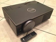 DELL 7700 7700HD FULL HD 7700FULLHD PROJECTOR,5000 LUMEN, LOW HOURS!