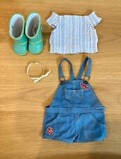 American Girl Blaire Farm Outfit  - As New Condition