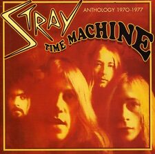 Stray - Time Machine: Anthology 1970-76 [New CD]