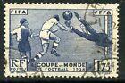 PROMO / TIMBRE DE FRANCE OBLITERE N° 396 3° COUPE MONDIAL DE FOOTBAL A PARIS