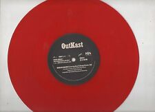 Outkast Idlewild Blue 2006 Limited Edition Ultra Rare Promo Red Vinyl LP