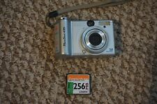 Canon PowerShot A95 5Mega Pixel- Powered by 4 X AA Batteries - 256MB CF card