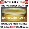 Raw African Shea Butter 8 oz YELLOW From Ghana Natural Organic UNREFINED Pure
