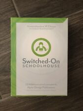 Switched On Schoolhouse Fundamentals of Programming & Software Development HS
