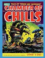 Chamber of Chills Magazine #24, Brand New, Free shipping in the US