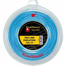 Kirschbaum PRO LINE Evolution Tennis Stringa 200m Reel - 17/1.25mm