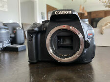 Canon EOS Rebel T3i Digital SLR Camera With 18-55 mm Lens