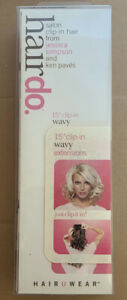 """Hairdo 15"""" Clip-in Wavy Extension By Jessica Simpson"""