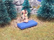 HO Erotik Figuren - Sex on the beach 4 - FKK / Nudisten / Erotic