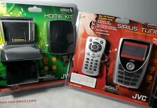 JVC Sirius Tuner Remote & Home Kit Plug N Play KT-SR2000 Open Box  KS-K6013 New
