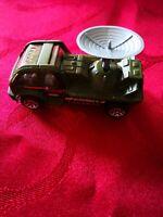 Matchbox Radar Truck grün mission tactical 2000 aus Sammlung, unbespielt ,RAR