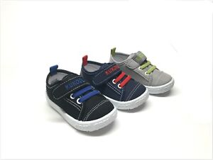 Brand New Infant Toddler Boys Canvas Sporty Shoes Size 4 ~ 8