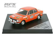 BMW 2002 ti-rauque/Dr stokic-Olympia rallye 1972 - 1:43 scala sc 04