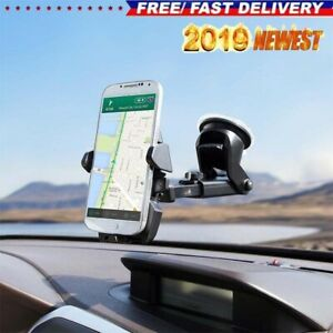 Universal 360° Car Windscreen Dashboard Holder Mount For Mobile Phone iPhone GPS