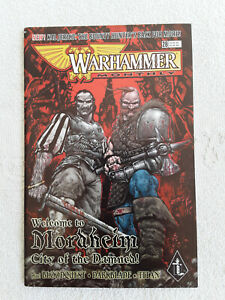 Warhammer Monthly Comic Book #28 ( Mar 2000, A Black Library Pub) VF 8.0