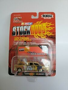 """#10 Racing Champions Stock Rods Tide 3.25"""" Diecast '56 Ford Victoria 1 of 19,999"""
