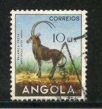 1953 - ANGOLA - 10c. PALANCA - USATO - LOTTO/29022