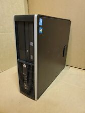 HP Compaq PC Elite 8300, Intel i5-3470 3.2GHz,12GB RAM, 2TB HDD, Windows 10 Pro.