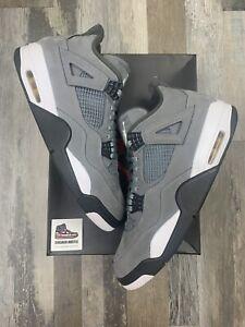 Nike Air Jordan 4 Retro Cool Grey (2019) 308497-007 Size 12