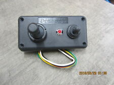 GoLight 2067 Dash Mount Wired Remote Control  Warranty