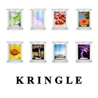 Kringle Candle Small Classic Jar Scented 8.5oz Variety