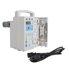 Safty Infusion Pump Iv Ampfluid Syringe Pump Equipment Alarm Ampautomatically Record