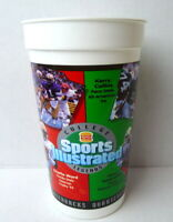 Sports Illustrated College Legends Burger King Cup Moon  Ware McMahon 1995 QB