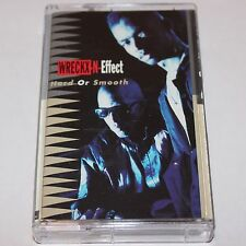 Wreckx-N-Effect Hard or Smooth Cassette Tape Hip Hop New Jack Swing Teddy Riley