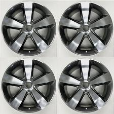 "Single 20"" Wheel for Jeep Grand Cherokee 2014-2016 OEM Quality 9137 9137a"