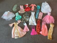 Barbie Clothes, Shoes and Accesories Bundle