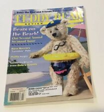 Teddy Bear Review Magazine, March/April 2001, Good Condition