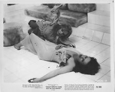 THE NIGHT EVELYN CAME OUT OF THE GRAVE original 1972 lobby photo MARINA MALFATTI